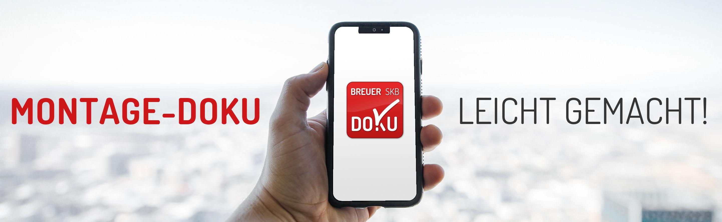 Montage-Doku leicht gemacht!